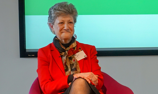 Colleagues pay tribute to 'wise' and 'passionate' Dame Fiona Caldicott
