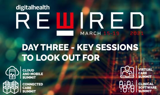 Digital Health Rewired Day Three