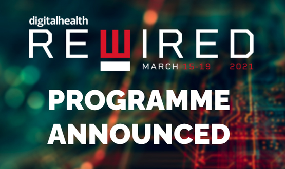 Digital Health Rewired 2021 festival programme published