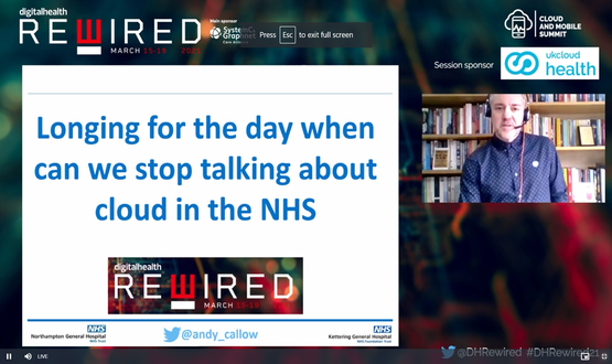 Rewired 2021: Cloud and mobile and connected care dominate discussion