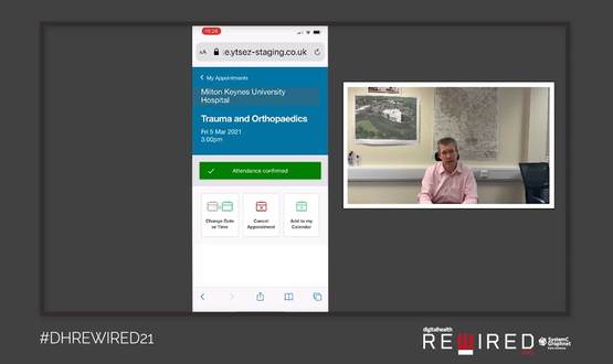 Rewired 2021: Talking all things virtual care and clinical software