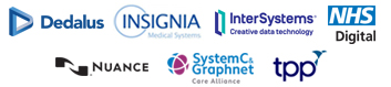 The CCIO Network is sponsored by IMS Maxims, Insignia, NHS Digital, Nuance, System C & Graphnet Care Alliance, and TPP