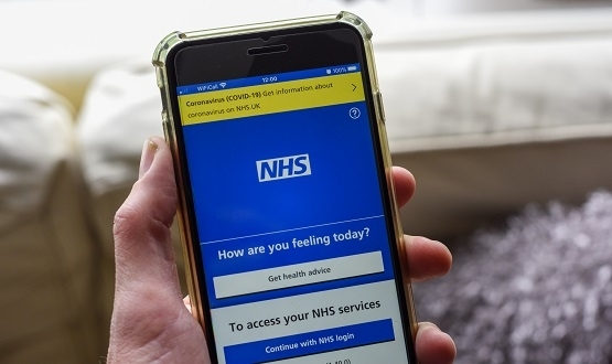 Patients to get easier access to medical data through NHS App