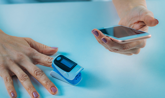 How Inhealthcare's Oximetry @ Home service is expanding across southern England