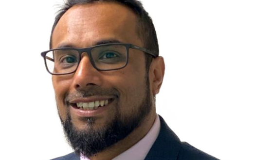 Sultan Mahmud to join BT as director of healthcare