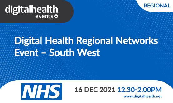 Digital Health Regional Networks Event – South West