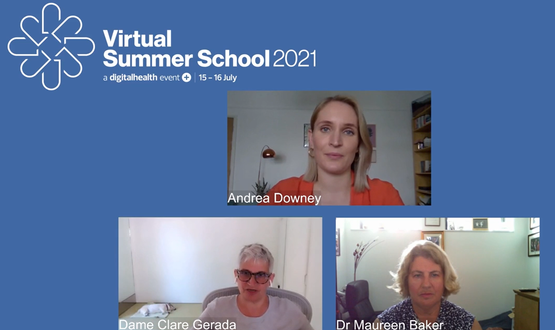 Summer School 2021: Tech supports practitioners but won't replace them