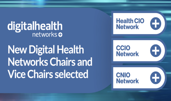 New Digital Health Networks chairs and vice chairs selected