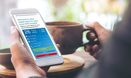 Lincolnshire trust chooses patient portal from Healthcare Communications