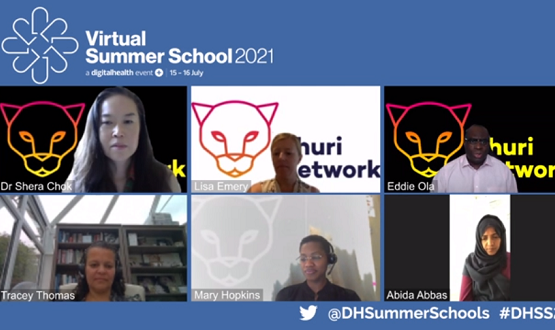 Shuri Network issues call to action at Virtual Summer School 2021