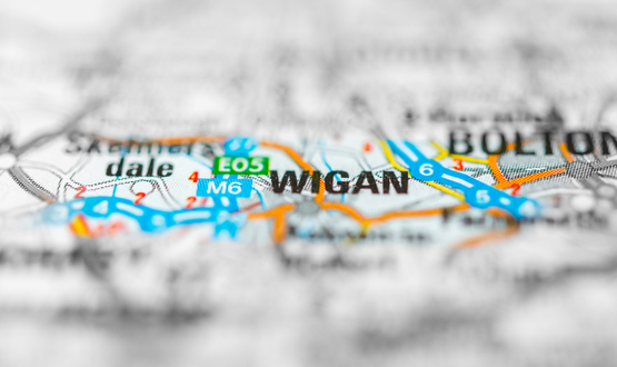 Wigan turns to NDL for Covid-19 testing eForms solution