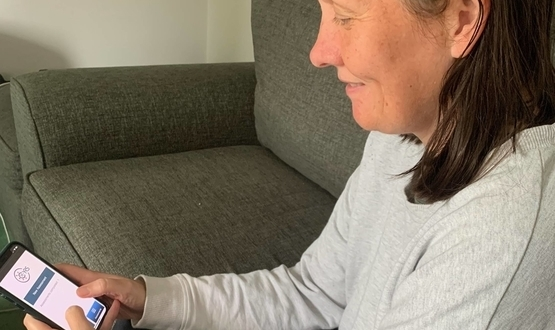 Salford long Covid patients given access to app which helps track recovery