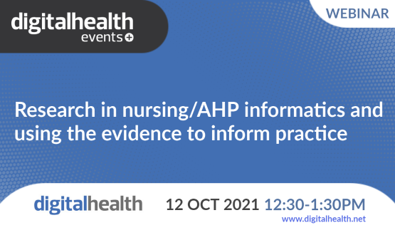 Research in nursing/AHP informatics and using the evidence to inform practice