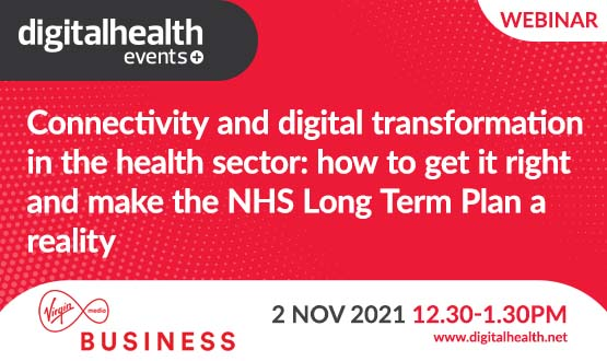 Connectivity and digital transformation in the health sector: how to get it right and make the NHS Long Term Plan a reality