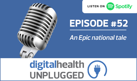 Digital Health Unplugged: An Epic national tale