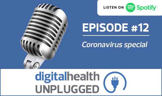Digital Health Podcast - Episode 12, Coronavirus special
